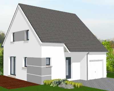 Vente Maison 100 m² à Ebersheim 265 400 €