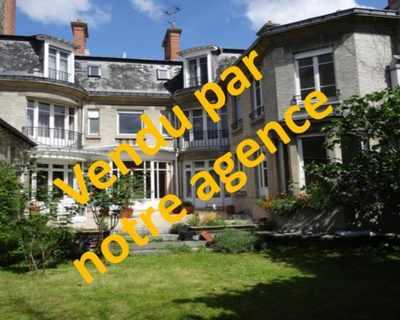 Vente Maison de ville 522 m² à Reims 1 199 500 €