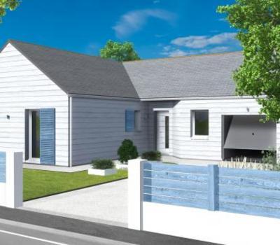 Programme Neuf Maison neuve à Houssay 166 548 €