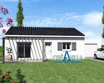 Programme Neuf Maison neuve 81 m² à Lapalud 204 689 €