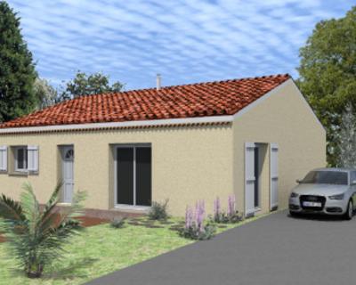 Programme Neuf Maison neuve 81 m² à Saint-Maurice-d'Ardèche 154 900 €