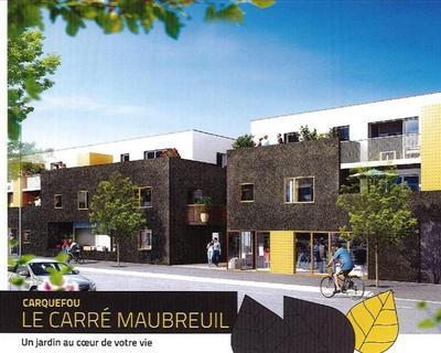 Vente Appartement 43 m² à Carquefou 165 000 €