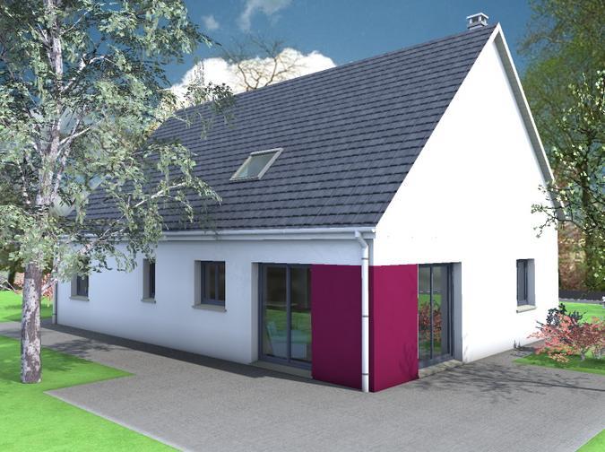 Vente maison neuve 6 pi ces darois 21121 13202015 for Maison neuve vente