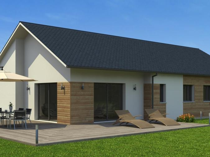 Vente maison neuve 6 pi ces genllis 21110 13202030 for Acheter maison dijon