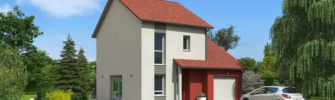 Vente maison neuve 5 pi ces genllis 21110 13202031 for Acheter maison neuve 29