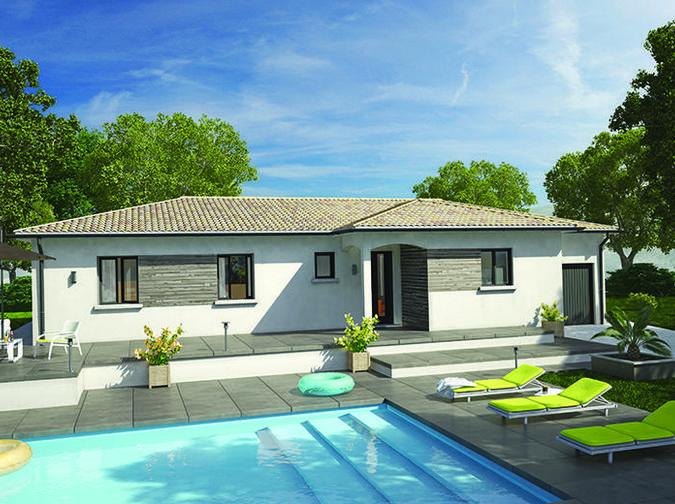 Vente maison neuve 4 pi ces pechbonnieu 31140 13219971 for Maison neuve vente