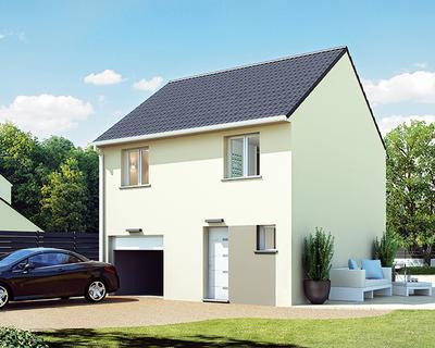 Vente Maison neuve 76 m² à Stains 252 000 €