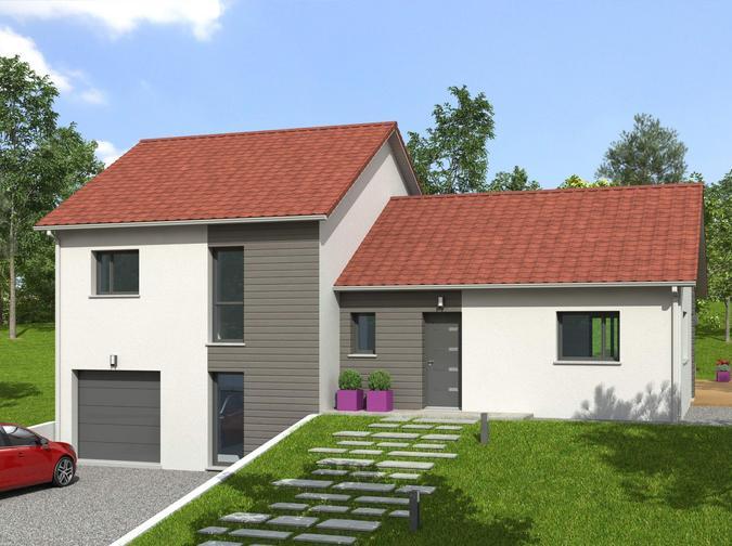 Vente maison neuve 6 pi ces messanges 21220 13262592 for Acheter maison dijon