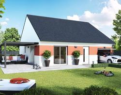 Vente Maison Neuve 100 m² à L'Etoile 178 010 €