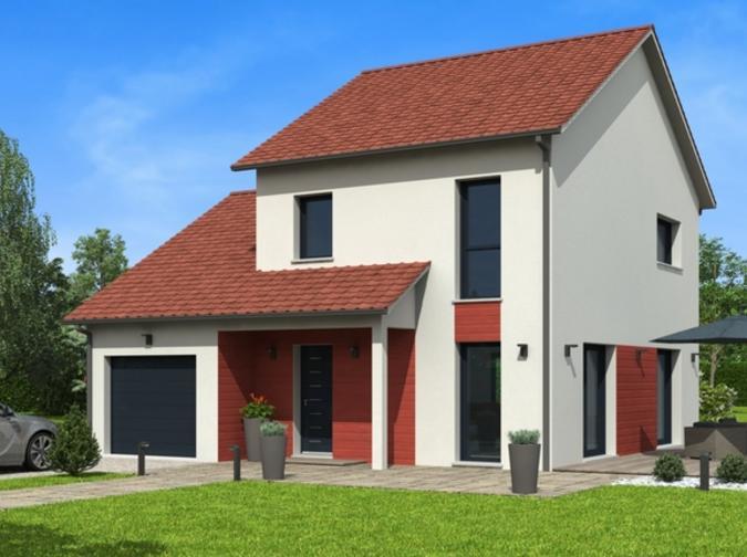 Vente maison neuve 6 pi ces beire le chatel 21310 13281190 for Acheter maison dijon