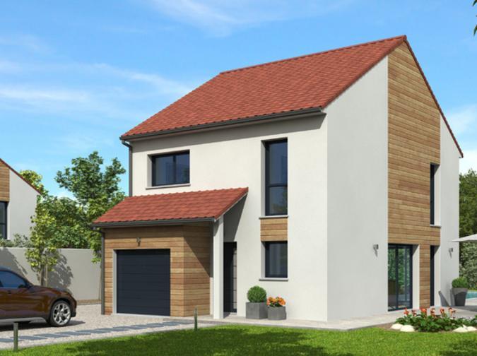 Vente maison neuve 6 pi ces is sur tille 21120 13294868 for Maison is sur tille