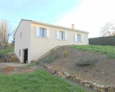 Vente Maison 82 m² à Saint-Martial-de-Valette 123 900 €