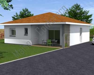Vente Maison 70 m² à Hagetmau 126 000 €