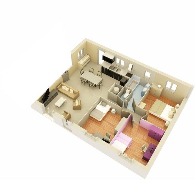 photo de Vente Maison neuve 75 m² à Sérignan du Comtat 171 665 ¤