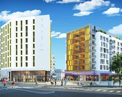 Programme Neuf Appartement neuf 21 m² à Bagnolet À partir de 160 000 €
