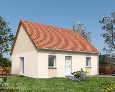 Location Maison 77 m² à Saint-Romain-de-Colbosc 750 € CC /mois