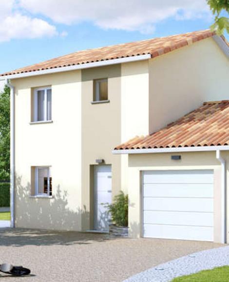 Vente Maison neuve 85 m² à Laricamarie 185 400 €