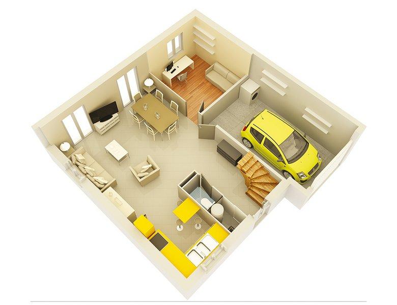 photo de Vente Maison neuve 83 m² à Courthezon 204 000 ¤
