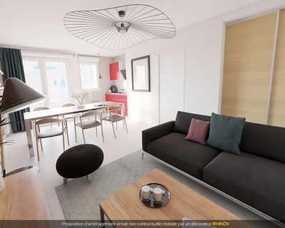 Vente Appartement 44 m² à Toulouse 96 000 €