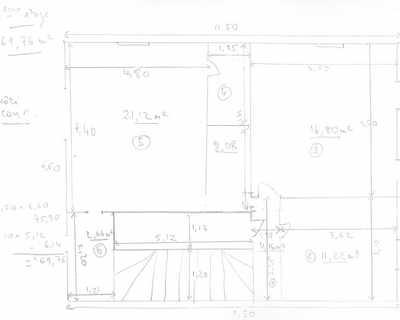 Vente T3 64 m² à Reims 180 200 €