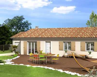 Vente Maison neuve 89 m² à Hauteville 139 500 €