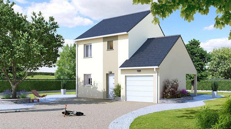 photo de Vente Terrain à bâtir 400 m² à Ferrieres 240 352 ¤