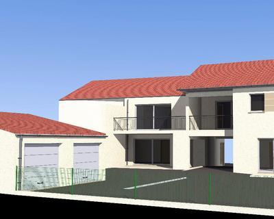 Vente Appartement 68 m² à Argancy 169 000 €