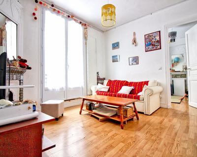 Vente Appartement 31 m² à Paris 279 500 €