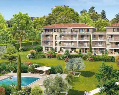 Vente Appartement neuf 85 m² à Aix-en-Provence 459 000 €