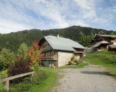 Vente Ferme 300 m² à Vacheresse 750 000 €