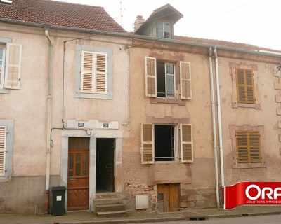 Vente Maison 70 m² à Badonviller 23 900 €