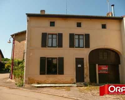 Vente Maison 100 m² à St Maurice sur Mortagne 55 000 €