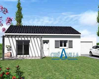 Vente Maison neuve 81 m² à Saulce-sur-Rhône 160 347 €