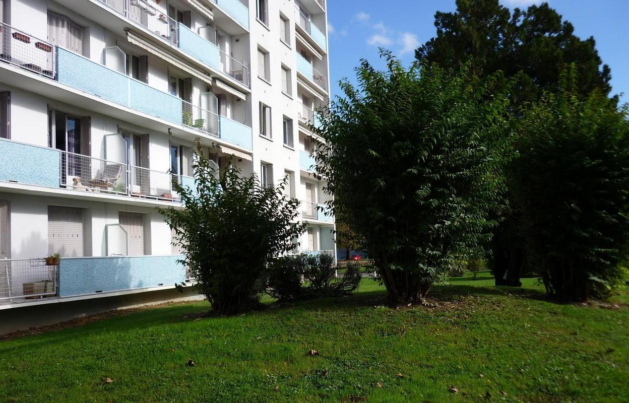 Appartement en viager 4 pièces 74 m²