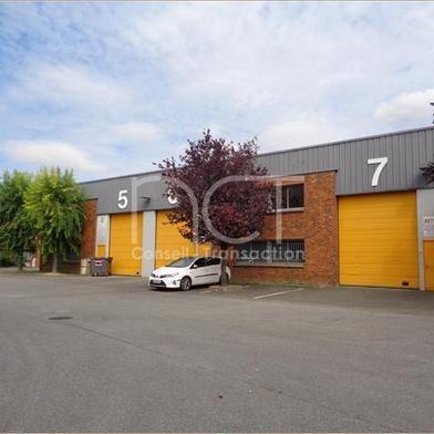 Bureau 1320 m²