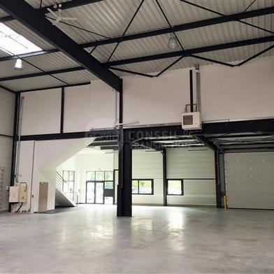 Bureau 515 m²