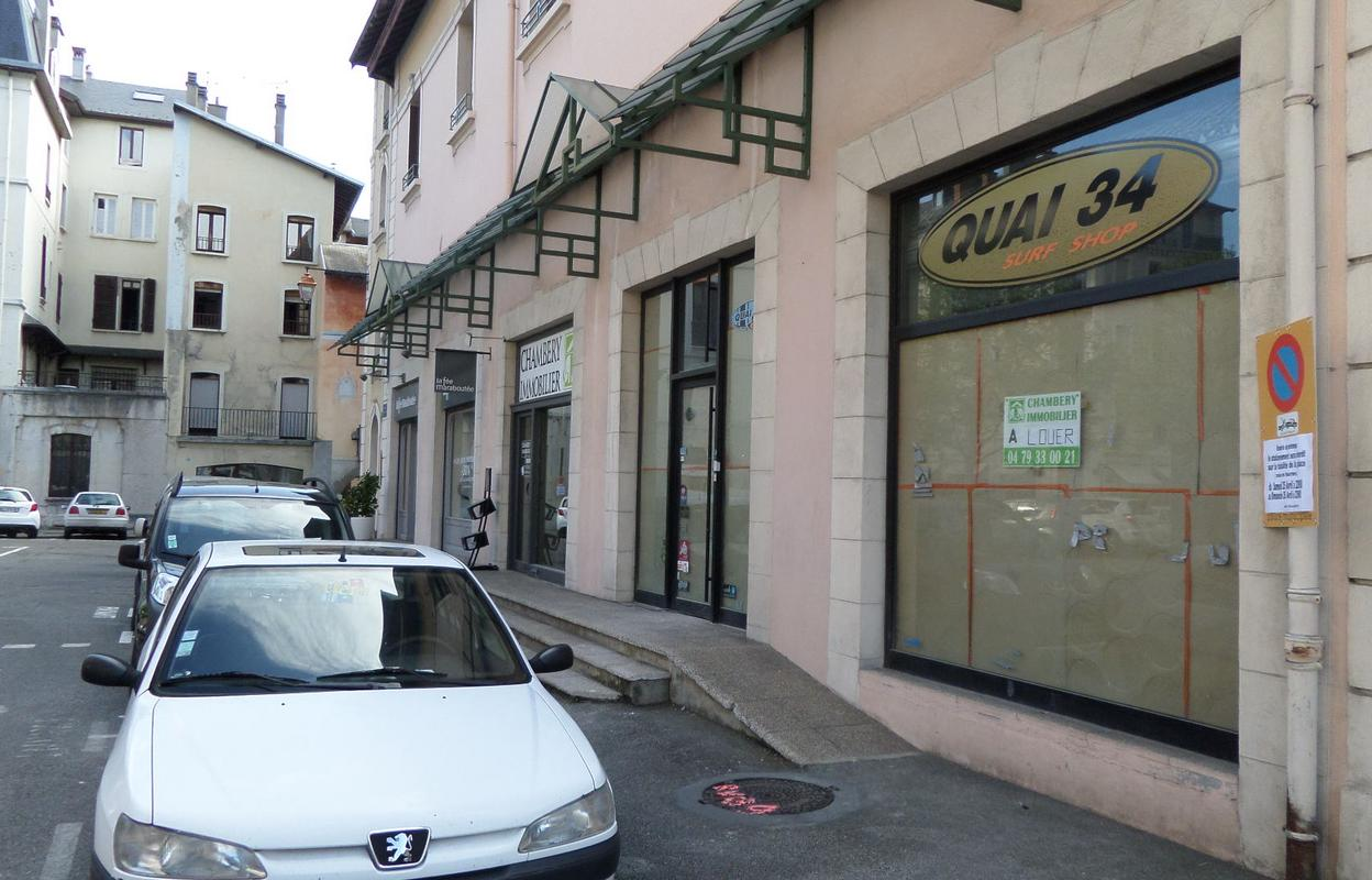Commerce 85 m²