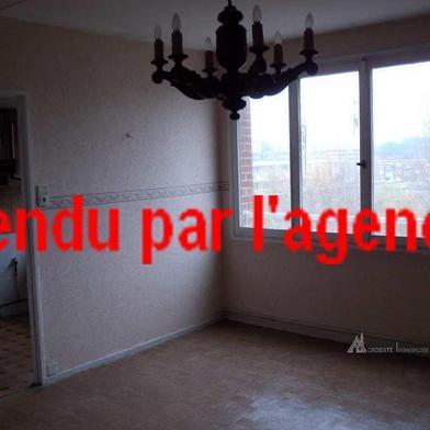 Appartement 4 pièces 63 m²