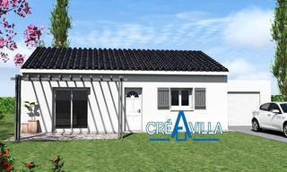 Programme neuf maison neuve 4 pièces Montboucher-sur-Jabron (26740) 202 461 €