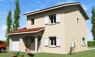 Programme neuf maison neuve 4 pièces Saint-Sauveur (38160) 199 000 €