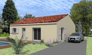 Programme neuf maison neuve 4 pièces Saint-Maurice-d'Ardèche (07200) 154 900 €