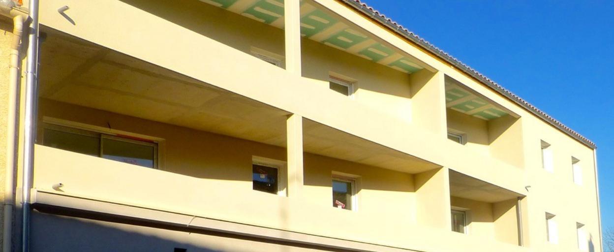 Programme neuf appartement neuf 2 pièces Vauvert (30600) À partir de 115 000 €