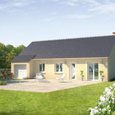 Maison 4 pièces 67 m²