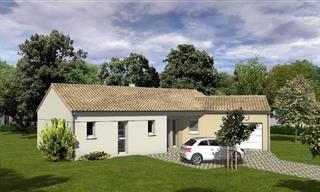 Achat maison 5 pièces Angles (85) (85750) 176 500 €