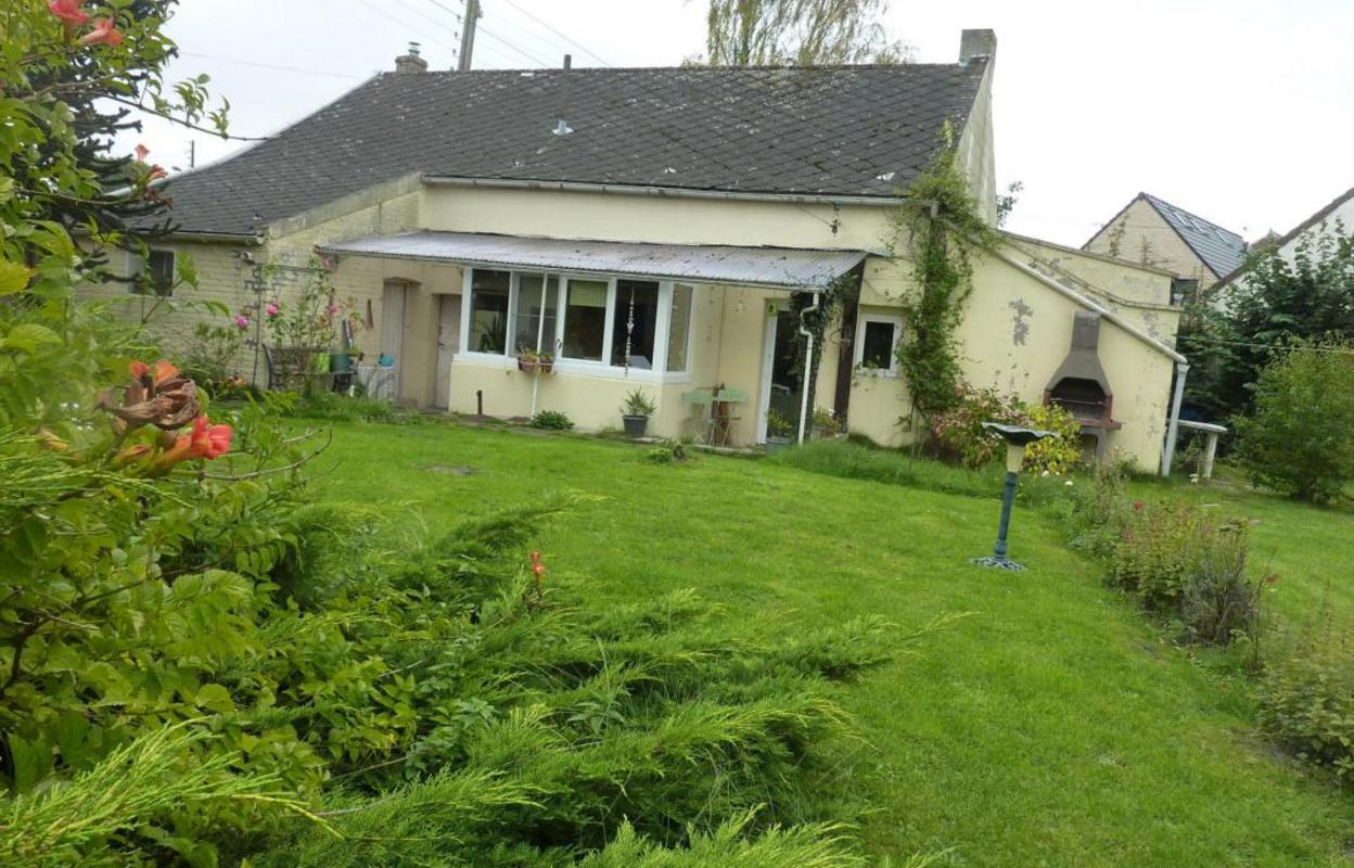 Maison 5 pièces 75 m²