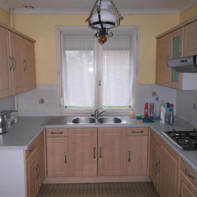 Maison 6 pièces 70 m²