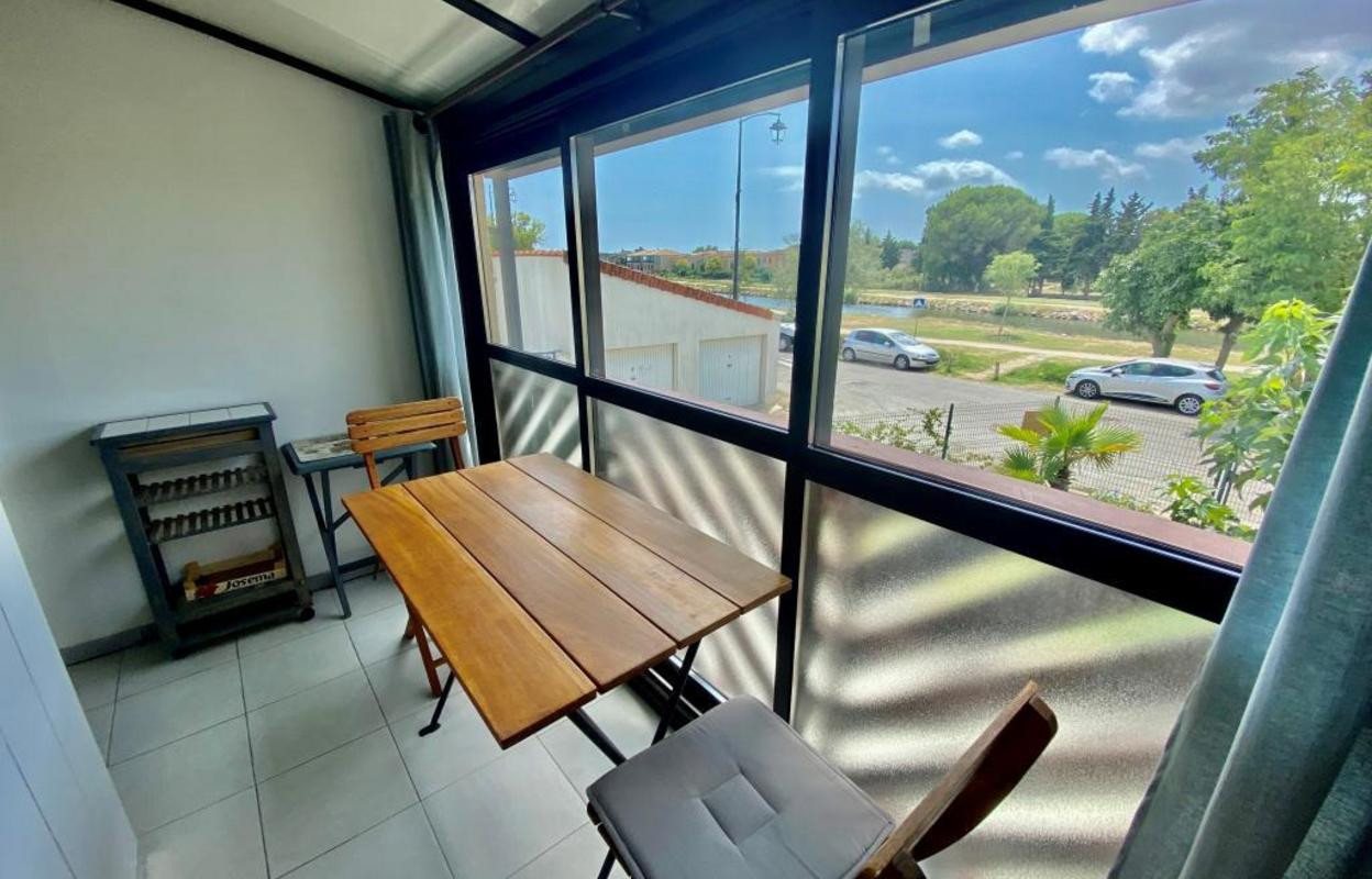 Appartement pour les vacances 1 pièce 23 m²
