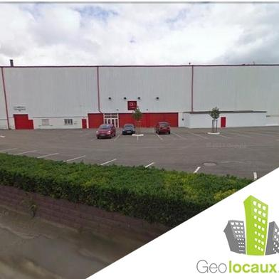 Local industriel 1239 m²
