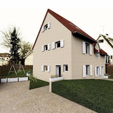 Terrain 633 m²