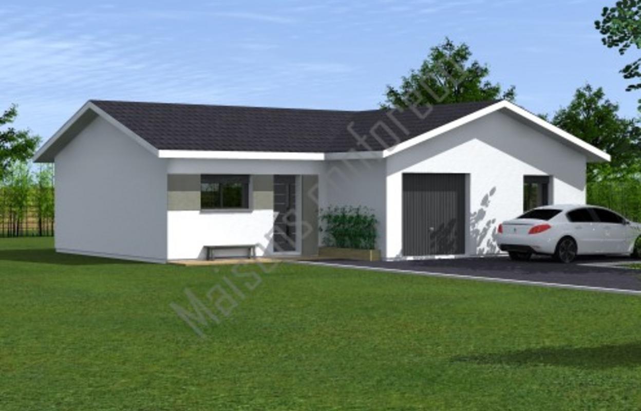 Maison 4 pièces 95 m²